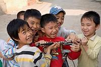 Children, Hatai. Vietnam