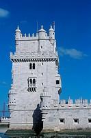 Portugal _ Lisbon _ Torre de BÚlem