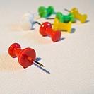 drawing pins