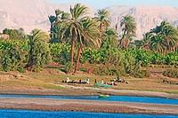 Egyt _ fluvial topography