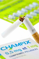 Champix active molecule : Varenicline Champix is a drug recommended in the framework of tobacco withdrawal date of authorization of commercialization ...