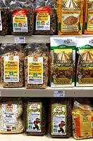 ORGANIC FOOD Organic cereales.