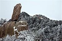 Mt huangshan scenics