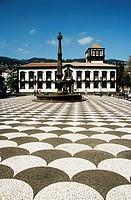 Town Hall, Camara Municipal, Municipal Square, Praca Do Municipio, Funchal, Madeira