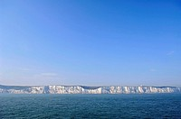 White cliffs of Dover, Dover, England, Great Britain, Europe