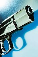Detail of gun