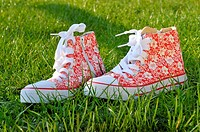 Multicoloured trainers, sneakers for girls