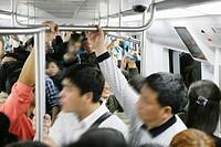 Beijing New Subway No.10,China