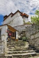 Yumbulagang fortress, Tibet