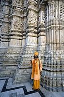 India, State of Rajasthan, Udaipur city, Jagdish Temple, Asia, travel, January 2008, hindu, hinduism, hinduist, religi