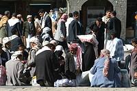 Yemen, Sana´a, Sanaa, Old San´a, architecture, old city, town, UNESCO, world heritage site, Arabian, Arabic, Arab, tra
