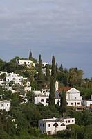 Karaman, Karmi village, former greek village, Pentadactylos mountains, North Cyprus, Cyprus