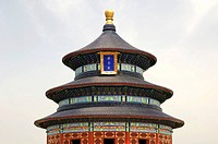 Hall of Prayer for Good Harvests, Temple of Heaven, Beijing, China
