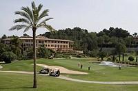 ArabellaSheraton Golf Hotel Son Vida, Son Vida, Palma, Mallorca, Balearic Islands, Spain