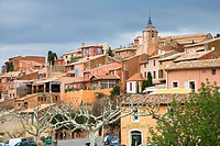 Roussillon, Languedoc Roussillon, Provence, Southern France