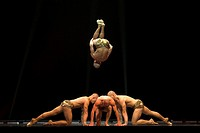 Premiere in Europe of the new Cirque du Soleil Show Delirium in Rotterdam at the 13.th of September 2007 Netherlands
