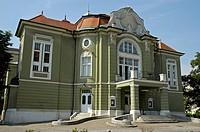 National theatre, Ljubljana, Slovenia