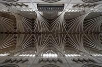 Exeter Cathedral, Devon, 1112 _ 1520.