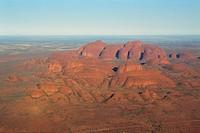 The Olgas, Uluru_Kata Tjuta National Park, UNESCO World Heritage Site, Northern Territory, Australia, Pacific