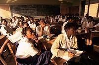 Presbyter, Second School, Ghana, West Africa, Africa