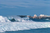 Rough seas, Furteventura, Canary Islands, Spain, Atlantic Ocean, Europe