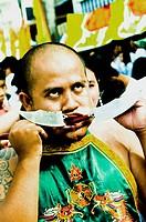 Sceens of Phuket´s Vegetarian festival