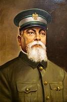 Mexican General  Jesus Carranza Garzal (1857/1915), brother of Venustiano Carranza and army generals revolutionary constitutionalist.
