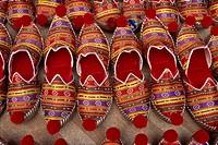 Turkish slippers, Turkey, Asia Minor, Eurasia