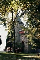 Castell Coch, Glamorgan, Wales, United Kingdom, Europe