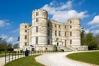 Lulworth Castle, Dorset, England, United Kingdom, Europe