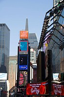 Times Square, Manhattan, New York City, New York, United States of America, North America