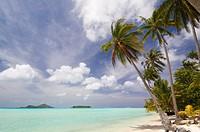 Bora_Bora, Leeward group, Society Islands, French Polynesia, Pacific Islands, Pacific