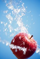 A Spray And An Apple