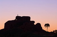 The Devils Marbles, Northern Territory, Australia, Pacific