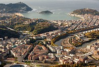 San Sebastian (aka Donostia), Guipuzcoa, Basque Country, Spain