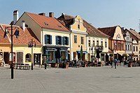 10855408, historical, Old Town, Köszeg, Hungary, E