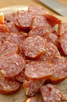 Kohlwurst / sausage