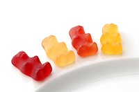 Jelly bears from wholefood shop