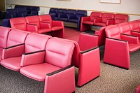 Seating Furniture in Hospital Waiting Room
