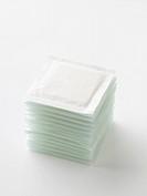 Stack of Gauze Bandages