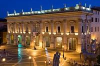 Capitoline Museums, Palazzo dei Conservatori, Piazza del Campidoglio, Capitoline Hill, Rome, Lazio, Italy, Campidoglio, Musei Capitolini