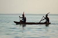 Canoes, Indigenous Games, Palmas, Tocantins, Brazil