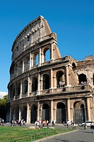 Colosseum, Rome, Lazio, Italy