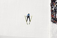 Ski jumping, Whistler, British Columbia, Canada
