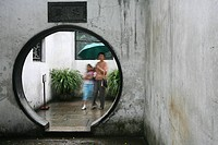 Yu Garden, classical Garden of Joy, Shanghai