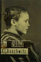 Poland - Malopolskie voivodship - Oswiecim. Auschwitz-Birkenau extermination camp (UNESCO World Heritage Site, 1979). Child. Photograph at Auschwitz-B...