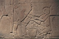 Egypt - Cairo - Ancient Memphis (UNESCO World Heritage List, 1979). Saqqara. Necropolis. Private funerary mastaba of Mereruka, 6th Dynasty, 2349 BC. R...