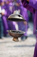 Antigua, Guatemala, Holy week childrens procession