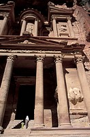 Al Khaznah (´The Treasury´), Petra, Jordan