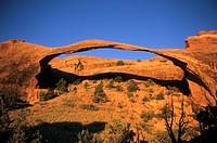 USA, Utah, Arches national park, rock arch, natura